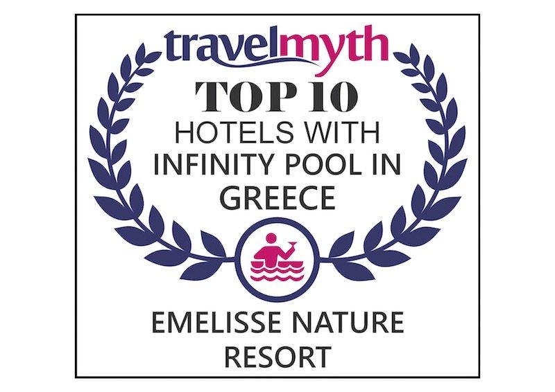 Travel Myth - Top 10 Hotels - Infinity Pool